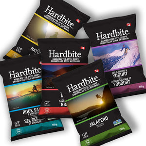 50g Hardbite Potato Chips