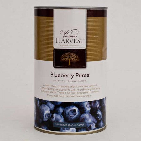 Vintner's Harvest Blueberry Puree - Beyond The Grape On-Premise Winemaking & Home Brewing Supplies