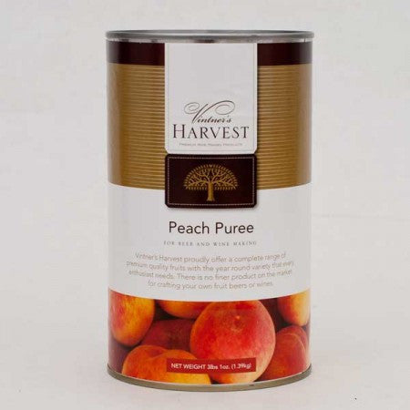 Vintner's Harvest Peach Puree - Beyond The Grape On-Premise Winemaking & Home Brewing Supplies