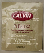 Yeast Lalvin 71B-1122 500g - Beyond The Grape On-Premise Winemaking & Home Brewing Supplies