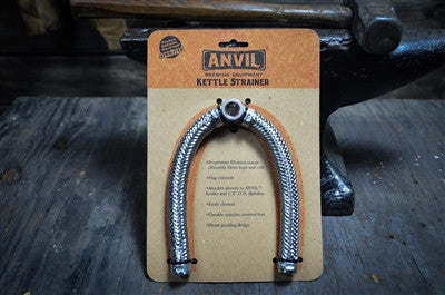Kettle Strainer Anvil - Beyond The Grape On-Premise Winemaking & Home Brewing Supplies  - 1
