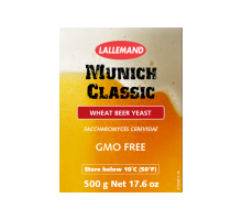 Yeast Lallemand Munich Classic Ale - Beyond The Grape On-Premise Winemaking & Home Brewing Supplies