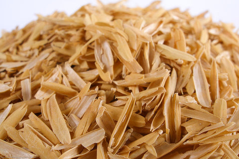 Rice Hulls 1lb bag