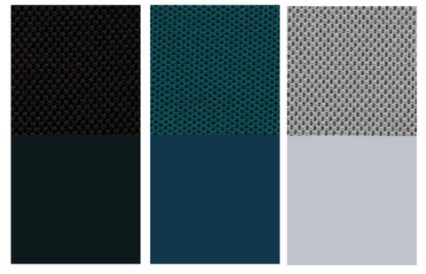 Different colours Fully Europe offers in Sprint Fabric for Capisco Puls