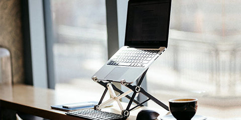 Roost laptop stand fully europe option for the jaswig nomad standing desk