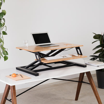 Sensational Standing Adjustable Height Desks Ergonomic Chairs Fully Gmtry Best Dining Table And Chair Ideas Images Gmtryco