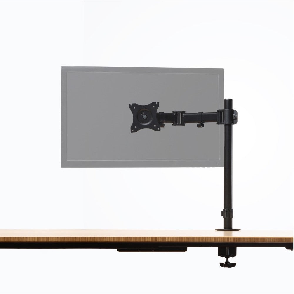 Fully Desk-Mounted Monitor Arms