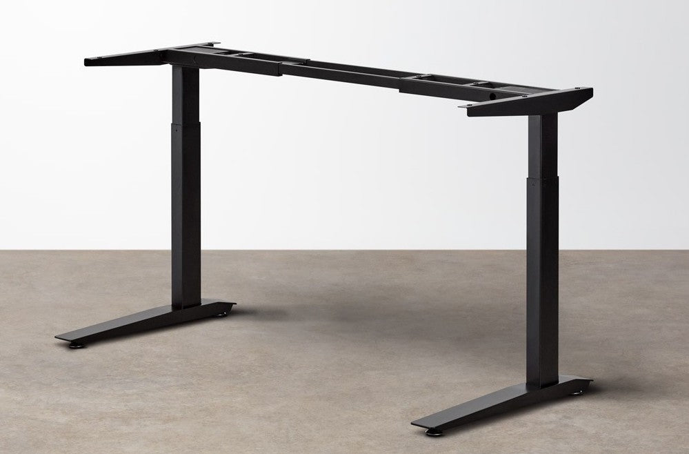 Best electric standing desk frame. Stable versatile and beautiful standing desk frame.