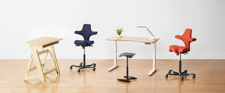Ergonomic and active furniture for your home and office