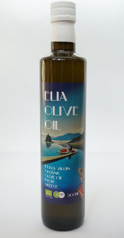 Olive Oil (500ml bottle)