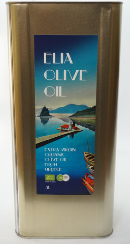 Olive Oil (5 Litre tin)