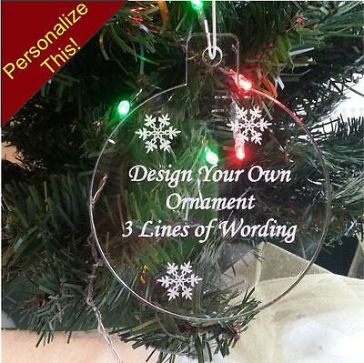 christmas holiday ornaments finesselaserdesigns