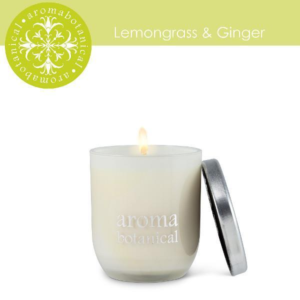 BOTANICAL – Lemongrass and Ginger Candle