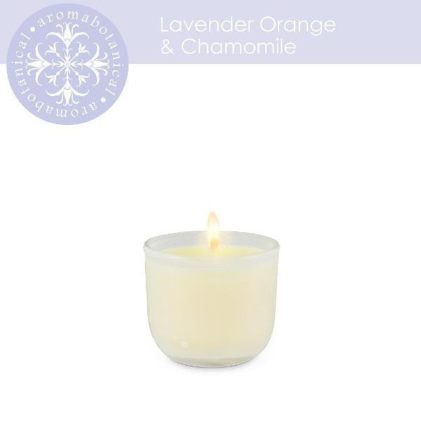 BOTANICAL – Mini bougie lavande orange et camomille