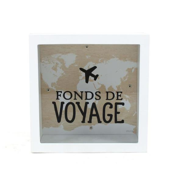 FONDS DE VOYAGE – Piggy Bank 