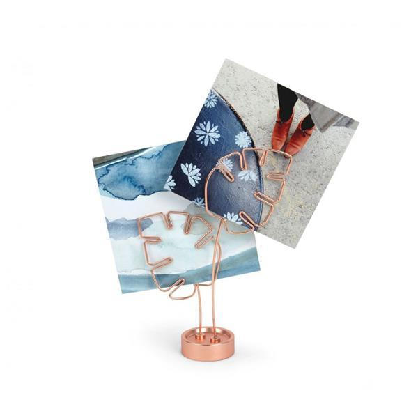 LEAFLET - photo holder
