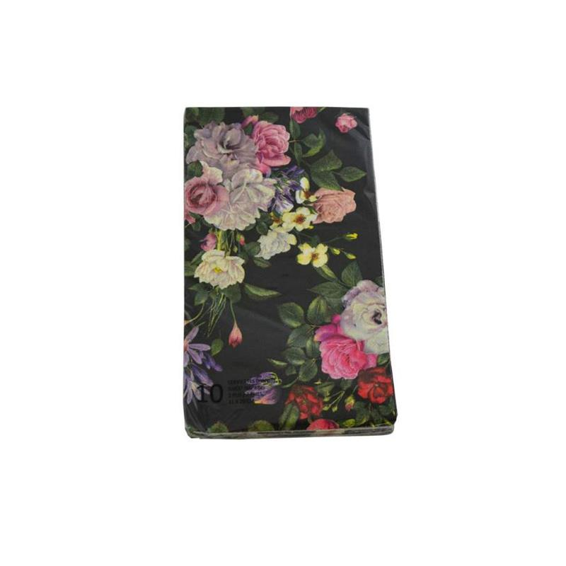 FLOWERS - SERVIETTE DE TABLE