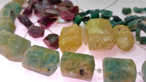 The Healing Energies, Metaphysical Properties and Lore of Gemstones - Introduction