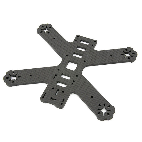 "Lumenier QAV180 Carbon Fiber Main ""Unibody"" Frame Plate (4mm)"