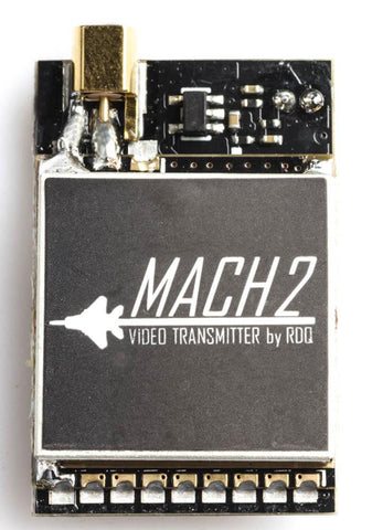 MACH 2 VIDEO TRANSMITTER