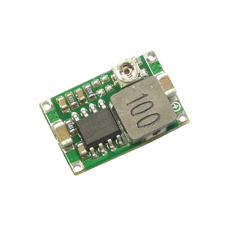 Mini Adjustable 3A Step Down DC to DC Buck Module