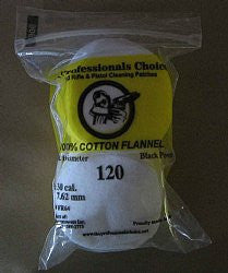 .30/7.62mm Cotton Flannel 120 count