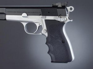 Browning Hi Power Rubber Grips