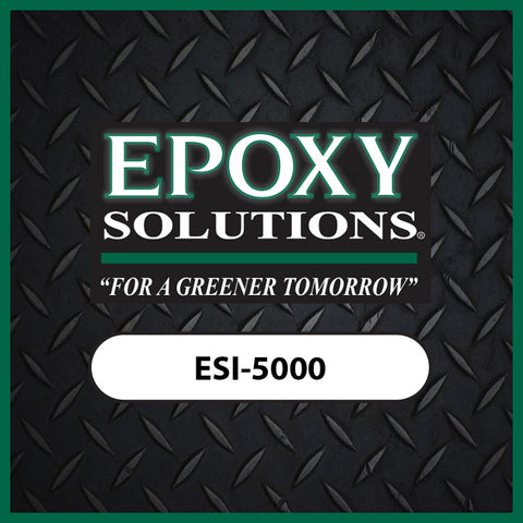 ESI 5000 - Clear Industrial Grade Epoxy