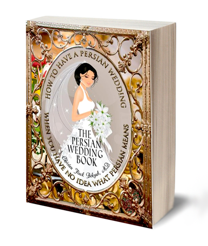 A Persian Wedding Book