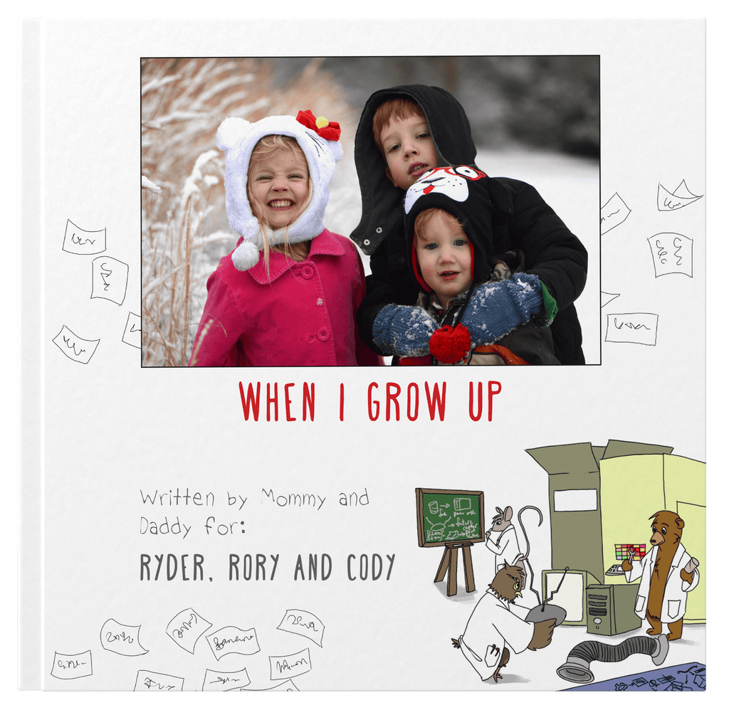 When I Grow Up - storieChild