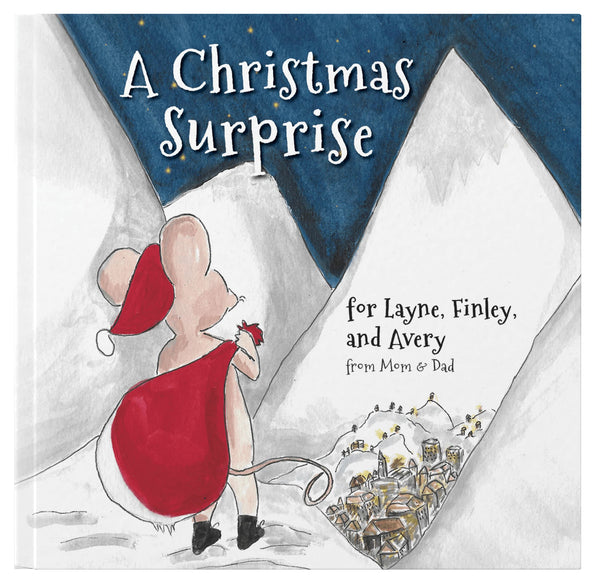 A Christmas Surprise - storieChild