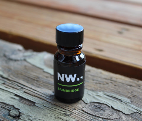 Bainbridge Beard Oil (Mini) - Northwest Beard Supply - 1
