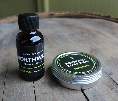 Bainbridge Beard Bundle - Northwest Beard Supply