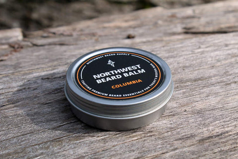 Columbia Beard Balm - Northwest Beard Supply - 2