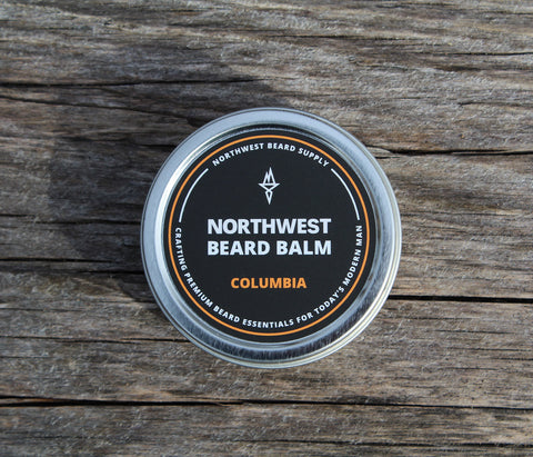 Columbia Beard Balm - Northwest Beard Supply - 1
