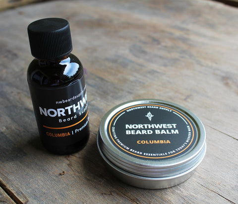 Columbia Beard Bundle - Northwest Beard Supply