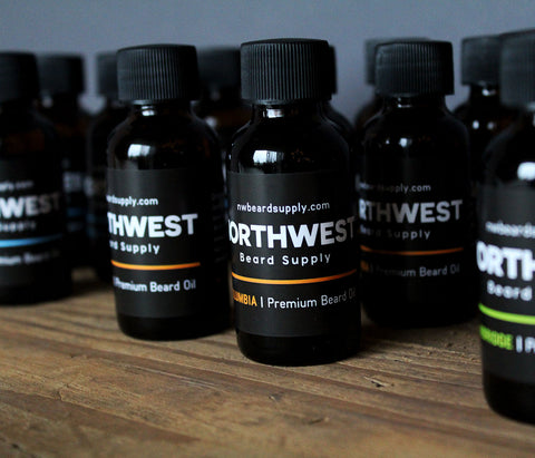 NWBS Beard Oil Collection - Northwest Beard Supply - 2