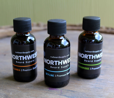 NWBS Beard Oil Collection - Northwest Beard Supply - 1