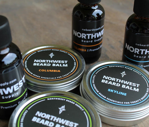 Ultimate Beard Care Gift Set - Northwest Beard Supply - 2