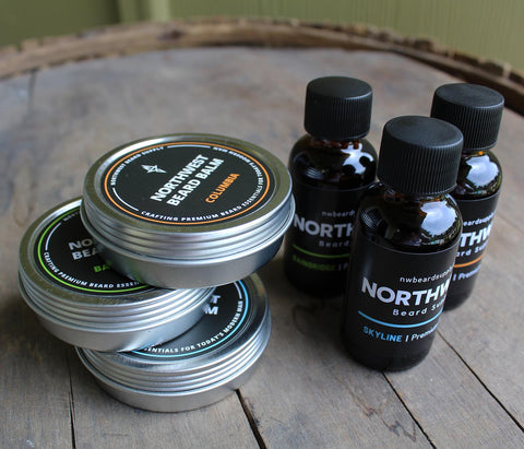 Ultimate Beard Care Gift Set - Northwest Beard Supply - 1