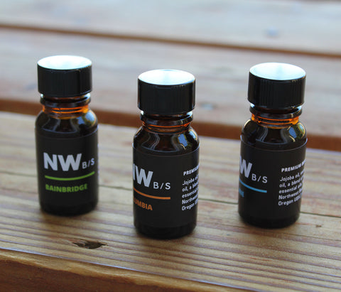 Beard Oil Mini Set - Northwest Beard Supply - 1