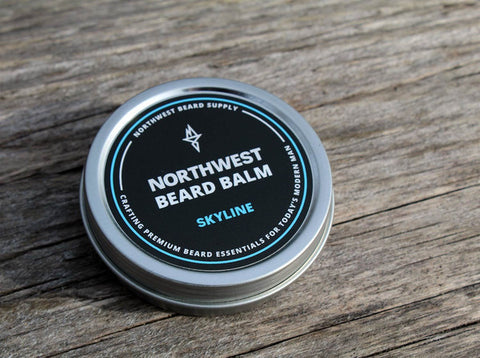 Skyline Beard Balm - Northwest Beard Supply - 2