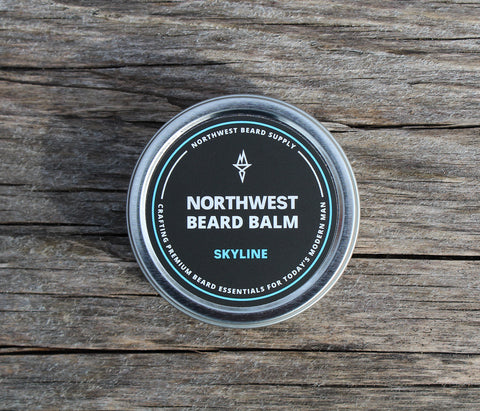 Skyline Beard Balm - Northwest Beard Supply - 1