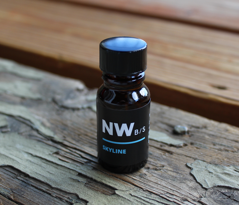 Skyline Beard Oil (Mini) - Northwest Beard Supply - 1
