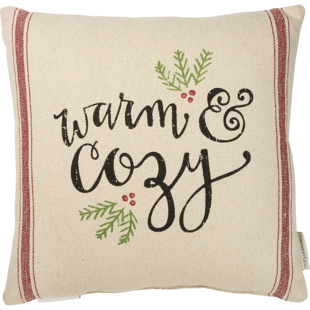 Warm & Cozy Pillow
