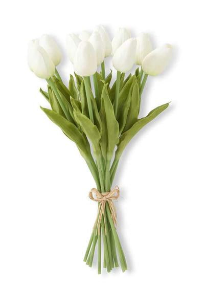 Real Touch Mini Tulip Bouquets