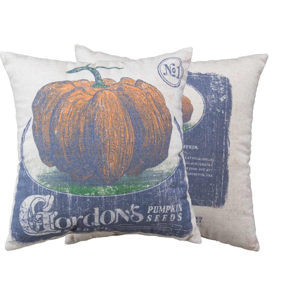 Pumpkin Seeds Pillow