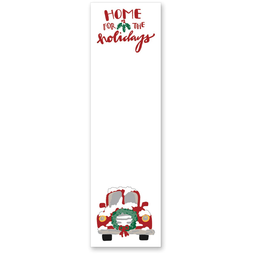 List Notepads - Christmas