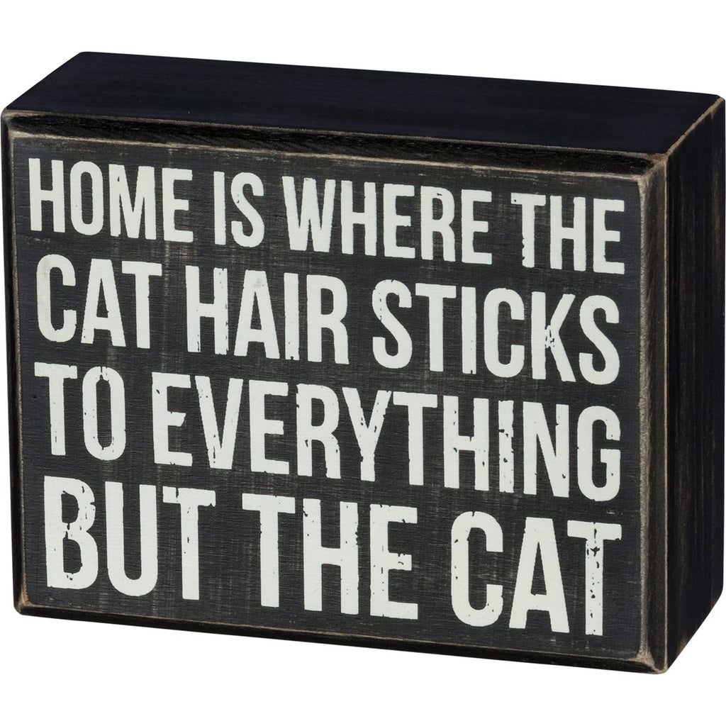 Cat Hair Sticks