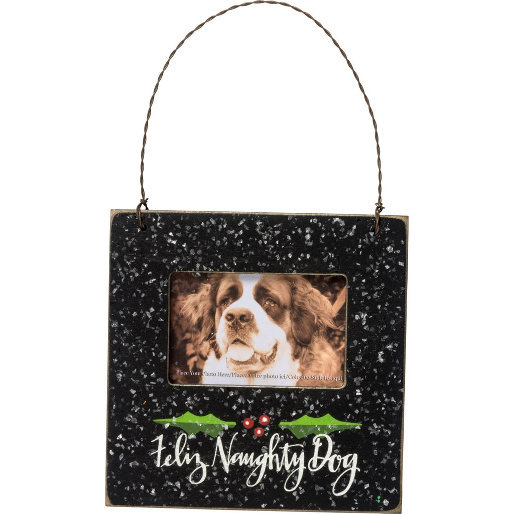 Feliz Naughty Dog Mini Frame